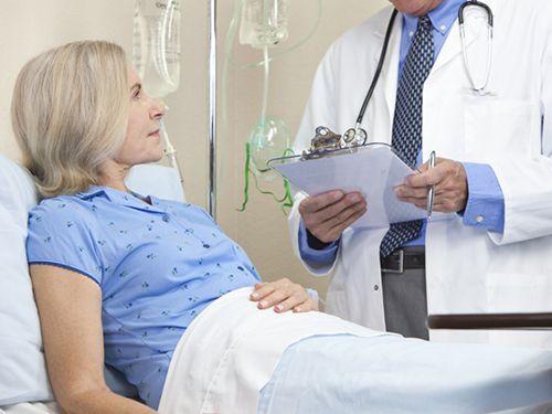 лечение рака яичников 4