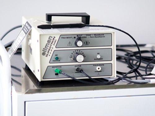 Радиоволновое лечение аппаратом сургитрон 42